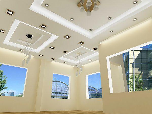 Các loại vật liệu làm trần nhà vừa đẹp vừa bền giá thành hợp lý