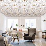 Thợ làm la phông trần nhà giả, Thi Công Trần thạch cao Thả nhựa 60x60 Giá Rẻ Tại Tphcm Sài Gòn Hà Nội